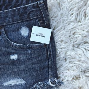 BRAND NEW WITH TAGS URBAN OUTFITTERS JEAN SHORTS